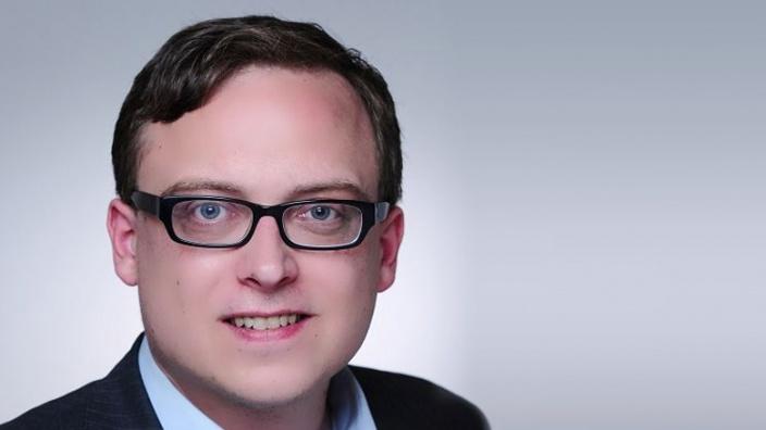 Ratsherr Stefan Kruber